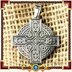 Кельтский крест в Туле